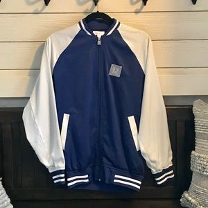 RARE LULAROE Supply Baseball Bomber Jacket Sz: S